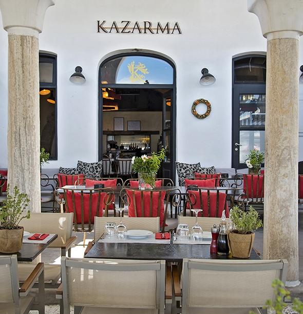 KAZARMA restaurant